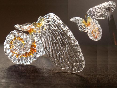 Sea butterfly(ミジンウキマイマイ)